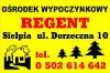 Ośrodek Wypoczynkowy Regent logo