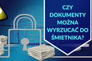 Bezpieczne zarządzanie dokumentami
