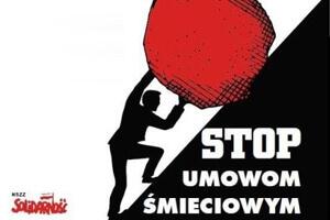 Kampania społeczna Solidarności - NIE DAJ SIĘ WYRZUCIĆ NA ŚMIETNIK!